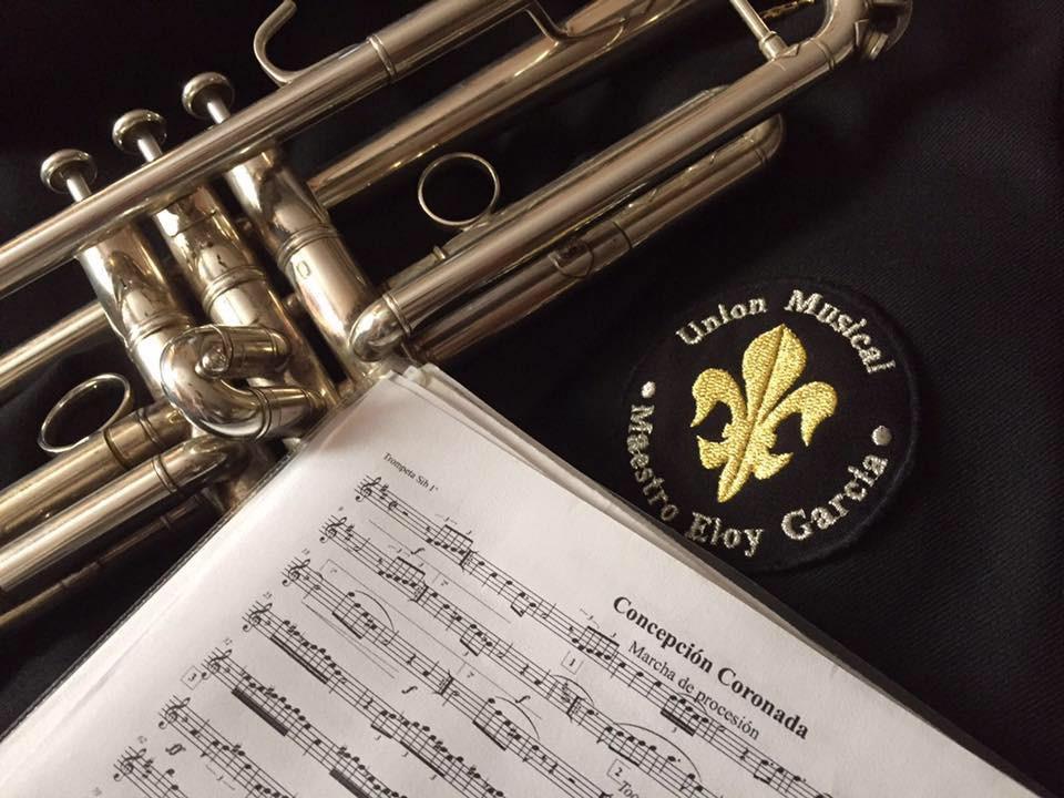 La Unión Musical Maestro Eloy García cesa su actividad para fusionarse con la Banda de la Expiración