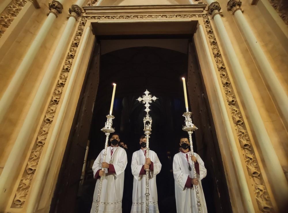 Nuestra Señora de los Dolores (Servitas) y Nuestro Padre Jesús Cautivo
