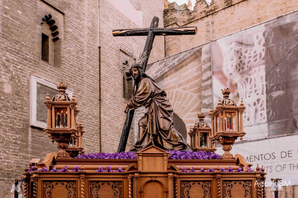 ÚLTIMA HORA: El Santísimo Cristo de la Corona presidirá el Vía Crucis de las hermandades del año 2021.
