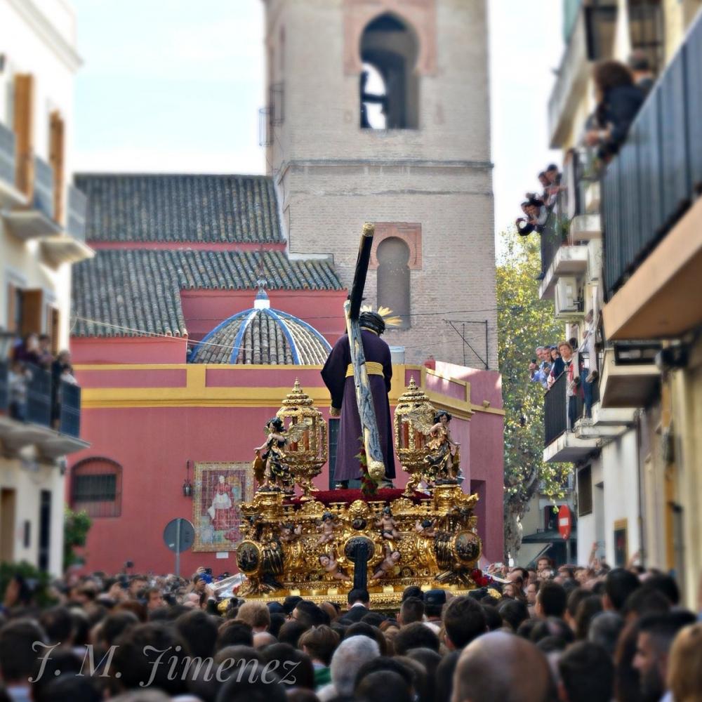 Faltan 15 días para el Domingo de Ramos