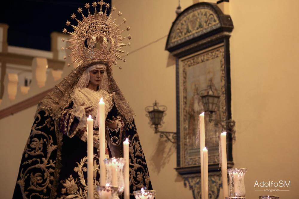 16 Días para el Domingo de Ramos