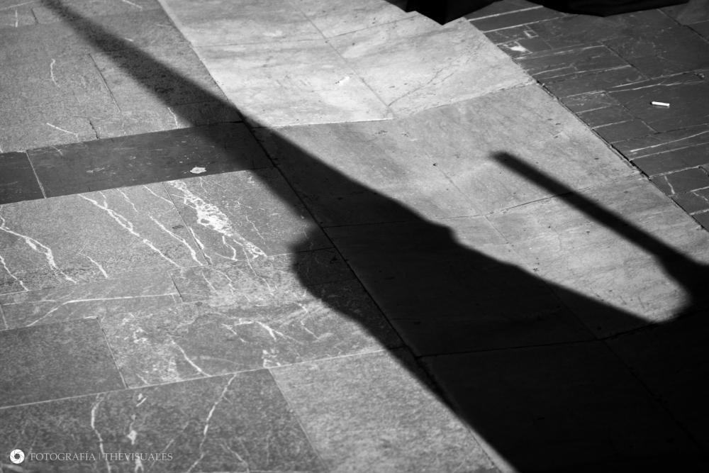La sombra del nazareno.