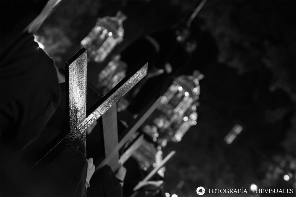 Cruces de pasión.