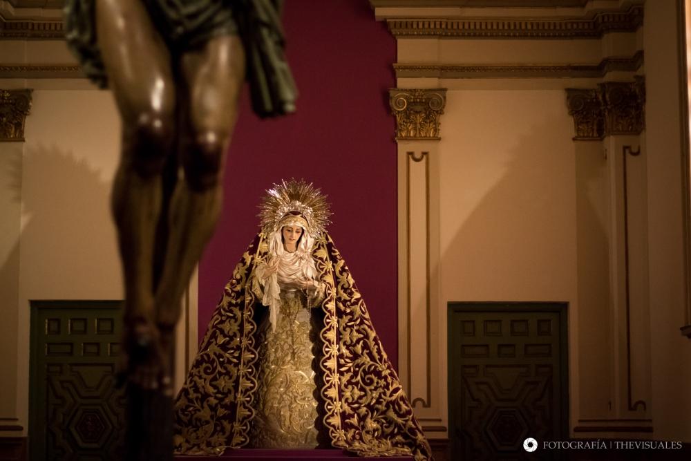 María Santísima de la Trinidad.