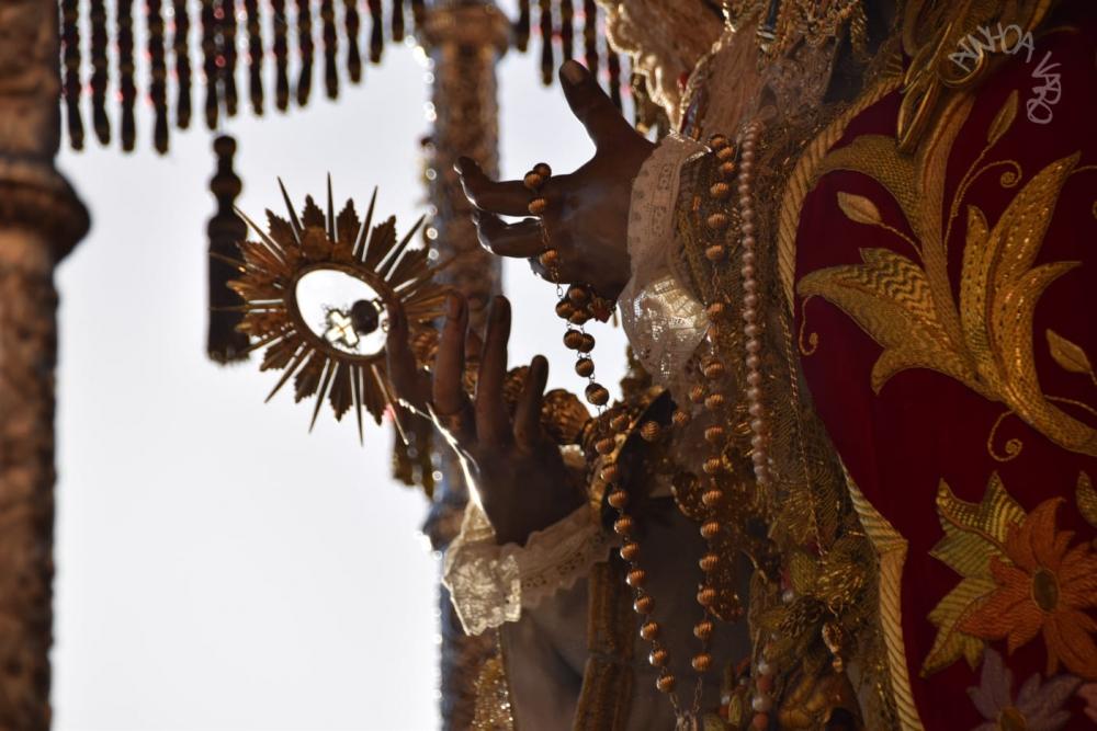Faltan 333 Días para el Domingo de Ramos. Fotografía: instagram.com/itinerariosdepasion