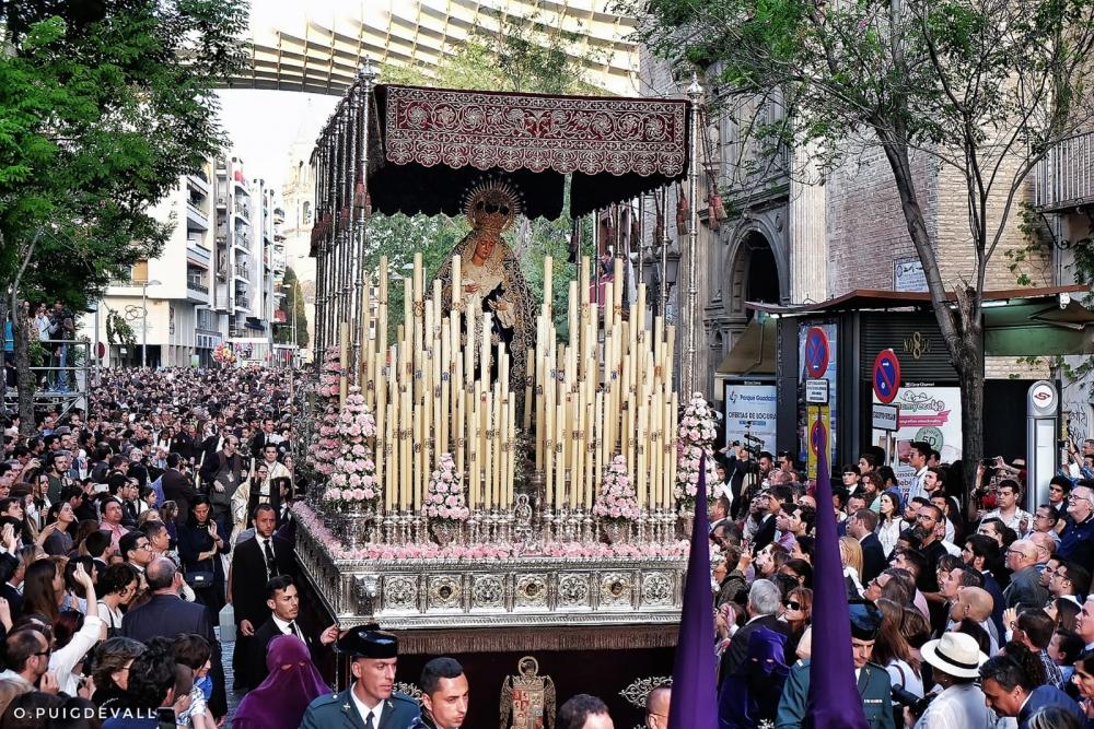 Faltan 58 Días para el Domingo de Ramos.