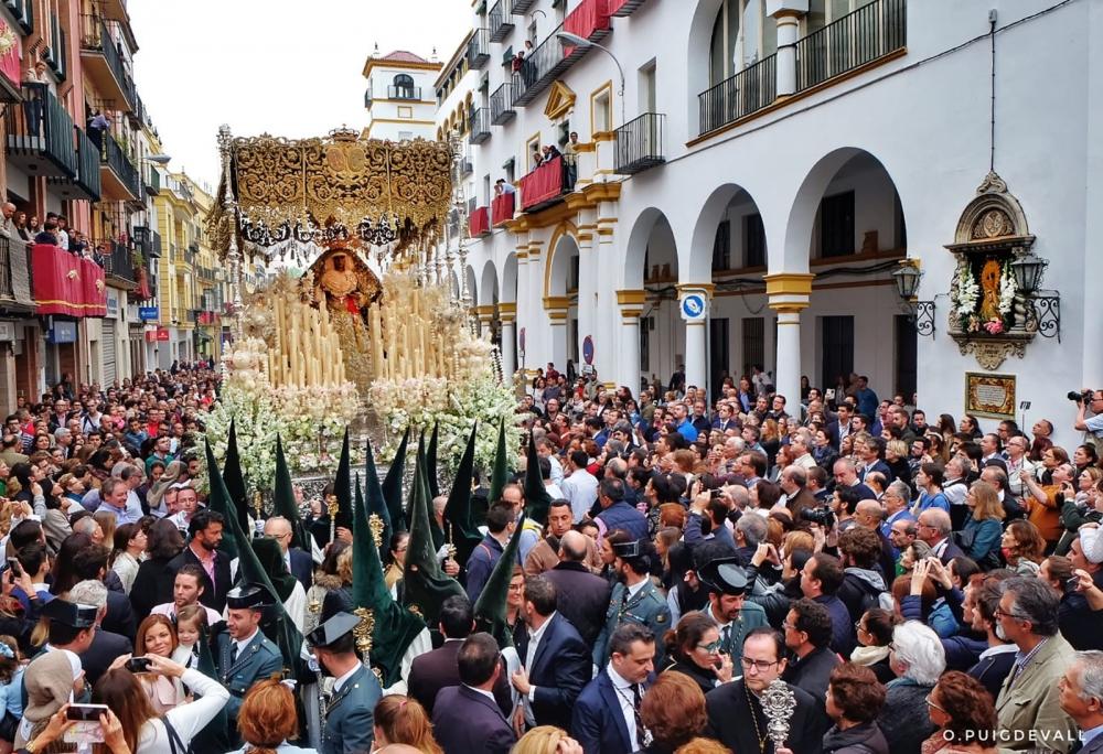 Faltan 29 días para el Domingo de Ramos