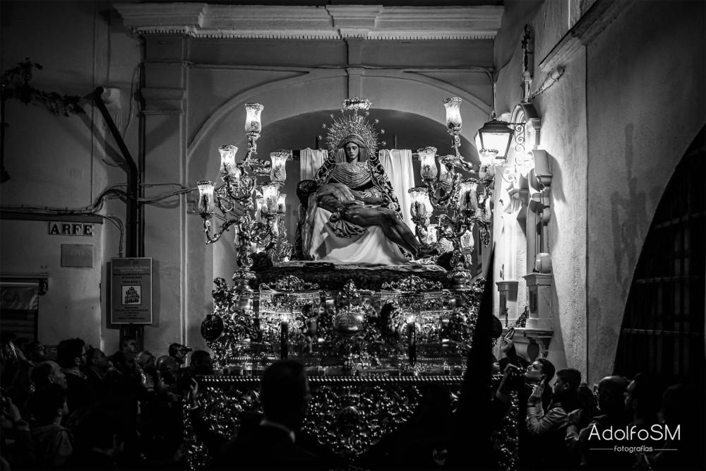 Noticia semanal de la Sevilla cofrade