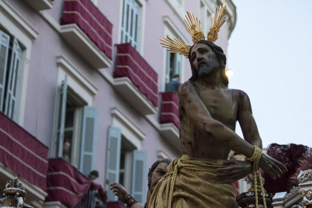 El Obispado autoriza la procesión extraordinaria de Azotes y Columna