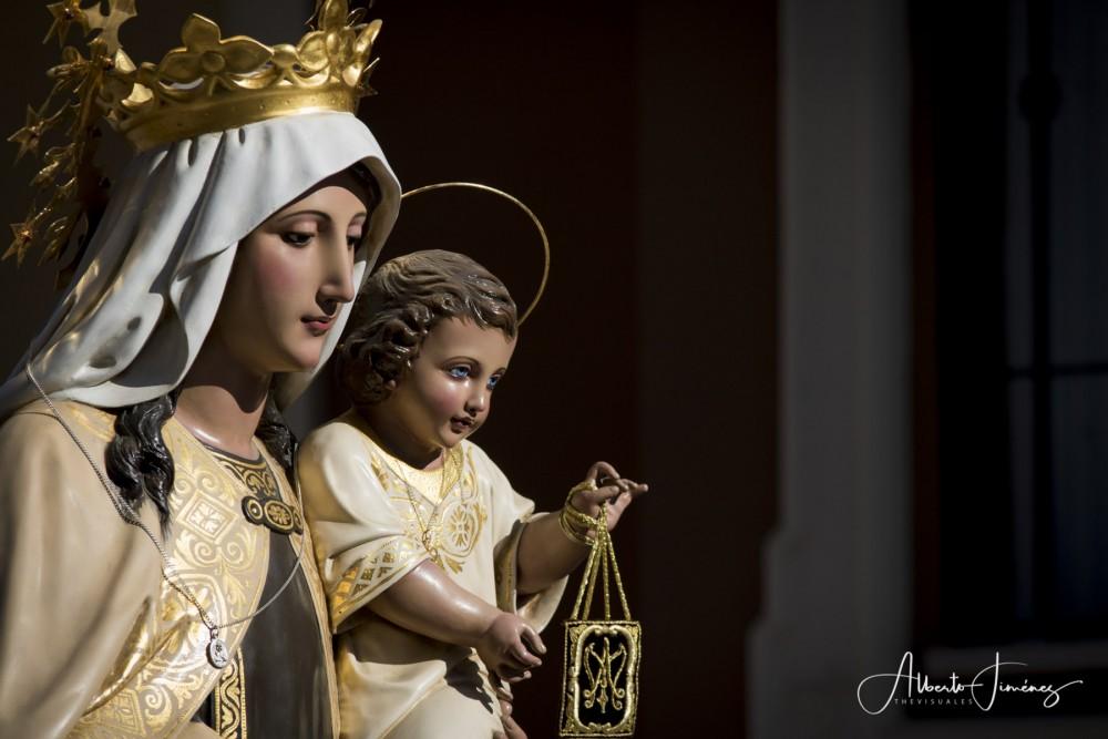 El Palo y Pedregalejo procesionan esta tarde a la Virgen del Carmen