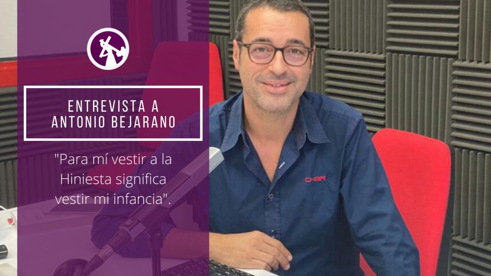 Entrevista a Antonio Bejarano: